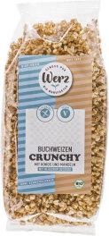Werz Buchweizen-Crunchy glutenfrei 200g Bio