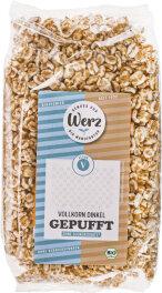 Werz Dinkel VK gepufft 150g Bio