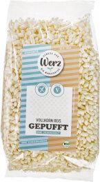 Werz Vollkorn-Reis gepufft 125g