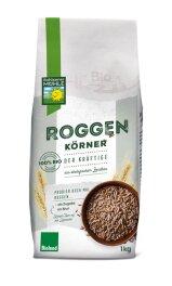 Bohlsener Mühle Bio Roggen 1kg