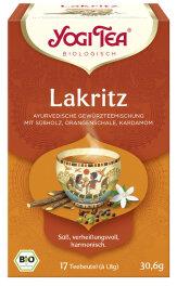 Yogi Tea Lakritz 17x 1,8g