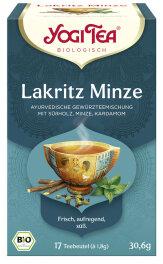 Yogi Tea Lakritz Minze 17 Stk
