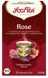 Yogi Tea Rose 17x 2g