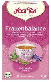 Yogi Tea Frauen Balance 17x 11,8g