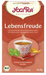 Yogi Tea Lebensfreude 17x 1,8g