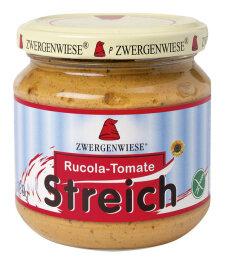 Zwergenwiese Bio Rucola-Tomate Streich 180g