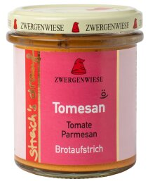 Zwergenwiese Bio Streichs drauf Tomesan 160g