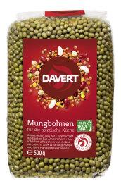Davert Bio Mungbohnen 500g