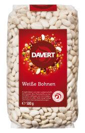 Davert Weiße Bohnen 500g
