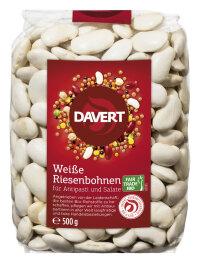 Davert Bio Weiße Riesenbohnen 500g