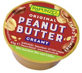 Rapunzel Bio Peanutbutter Creamy 45g