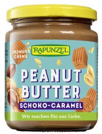 Rapunzel Erdnuss-Caramel-Creme 0,43kg
