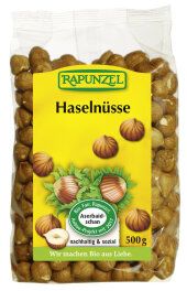 Rapunzel Bio Levantiner Haselnüsse 500g