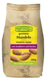 Rapunzel Bio Mandeln geröstet, Europa 200g