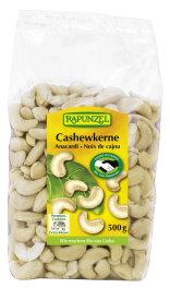Rapunzel Bio Cashewkerne 500g