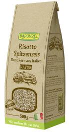 Rapunzel Bio Risotto Rundkorn Spitzenreis Ribe Natur 500g