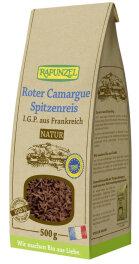 Rapunzel Bio Roter Camargue Spitzenreis Natur 500g