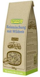 Rapunzel Bio Reismischung mit Wildreis 500g