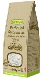Rapunzel Bio Parboiled Spitzenreis Langkorn Weiß 500g