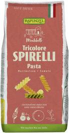 Rapunzel Bio Spirelli Tricolore Semola Bunt 500g
