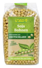 Rapunzel Bio Sojabohnen aus Österreich 500g