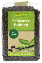 Rapunzel Bio Bohnen Schwarz 500g