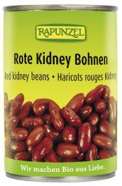Rapunzel Bio Rote Kidney Bohnen in der Dose 400g