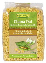 Rapunzel Bio Chana Dal, Kichererbsen halb, geschält...