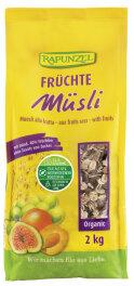 Rapunzel Bio Früchte Müsli 2kg