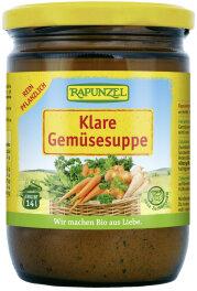 Rapunzel Bio Klare Suppe mit Bio-Hefe 250g