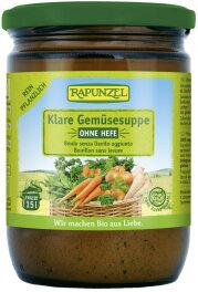 Rapunzel Bio Klare Suppe, ohne Hefe 300g