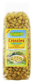 Rapunzel Bio Backerbsen (Crossies) 150g