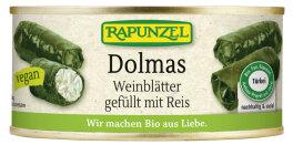 Rapunzel Bio Dolmas Weinblätter gefüllt mit...