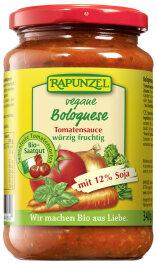 Rapunzel Bio Tomatensauce Bolognese mit Soja 330ml