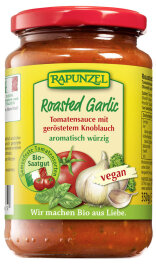 Rapunzel Bio Tomatensauce Roasted Garlic 330ml