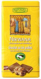 Rapunzel Nirwana Milchschokolade mit...