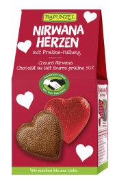 Rapunzel Nirwana Herzen HIH 0,19kg