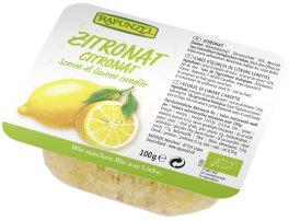 Rapunzel Bio Zitronat ohne Weißzucker,...