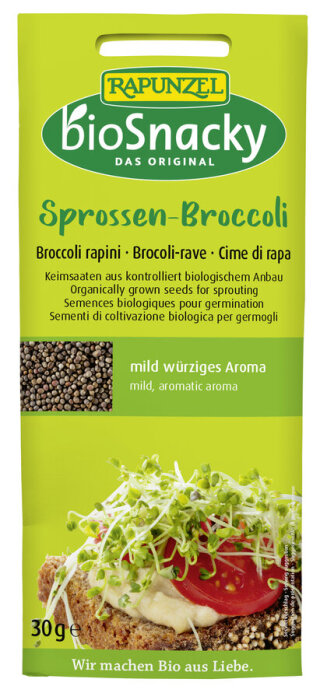 A. Vogel bioSnacky Sprossen-Broccoli 30g