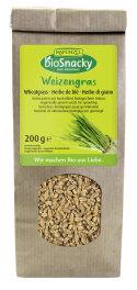 A. Vogel bioSnacky Weizen für Weizengras 200g