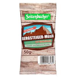 Seitenbacher Bergsteiger Müsli 50g