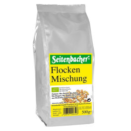 Seitenbacher Bio Flockenmischung 500g