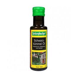 Seitenbacher Bio Schwarzkümmelöl 100ml