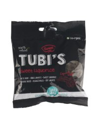 Terrasana Süße Lakritz Tubis`s Bio 100g