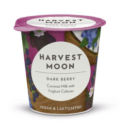 Harvest Moon Bio Kokos Dark Berry 125g