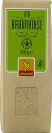 Urkornhof Braunhirse gemahlen Bio 500g