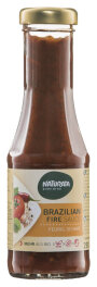 Naturata Bio Brazilian Fire Sauce 250 ml