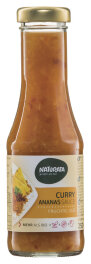 Naturata Bio Curry Ananas Sauce 250 ml