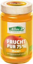 Allos Mango Frucht Pur 250g