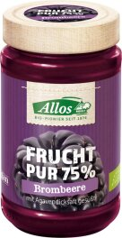 Allos Brombeere Frucht Pur 250g